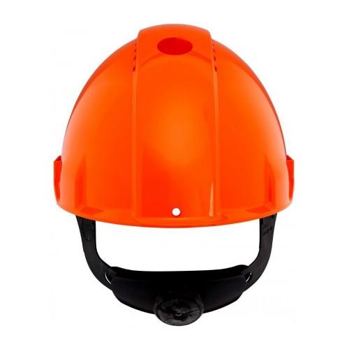 Kask ochronny pomarańczowy Solaris - G3000NUV-OR Kask ochronny pomarańczowy...