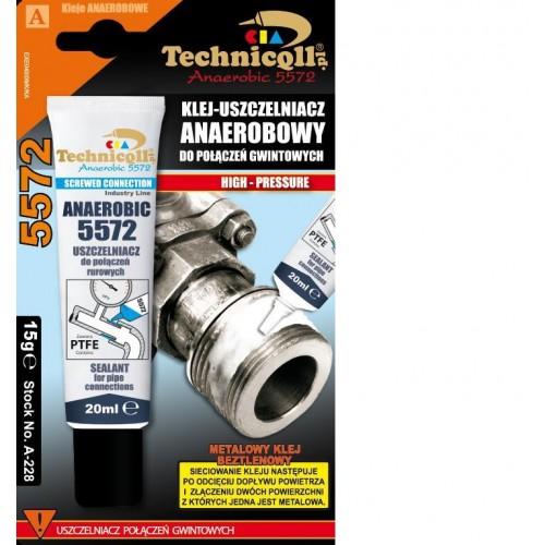 Klej TECHNICQLL 5572 20 ml / 15 g - A-228 Klej TECHNICQLL 5572 20 ml...