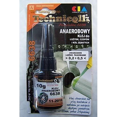 Klej 6638 anaerobowy TECHNICQLL - A-242 Klej 6638 anaerobowy...