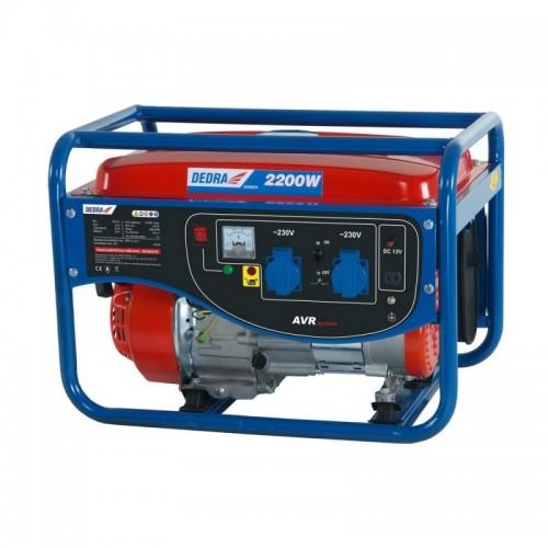 Agregat 2,0 - 2,2 kW DEDRA - DEGB2510 Agregat 2,0 - 2,2 kW DEDRA...
