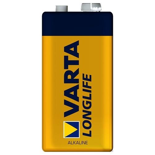 Bateria 9 V LONGLIFE VARTA - 4122 Bateria 9 V LONGLIFE VARTA...