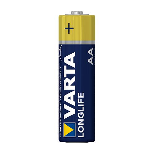Bateria 1,5 V LONGLIFE AA VARTA - 4106 Bateria 1,5 V LONGLIFE AA...