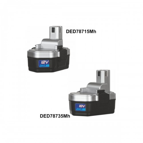 Akumulator 1,2 Ah DEDRA - DED78715MH Akumulator 1,2 Ah DEDRA -...