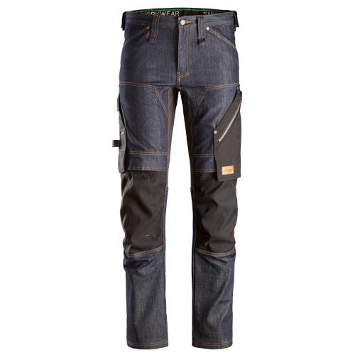Spodnie rozm. 50, Denim SNICKERS - 69566504050 Spodnie rozm. 50, Denim...