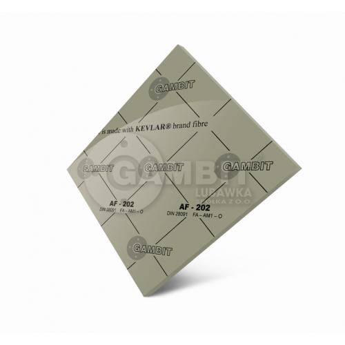 Płyta Gambit AF-202 1.0mm 1500x1500 Płyta Gambit AF-202 1.0mm...
