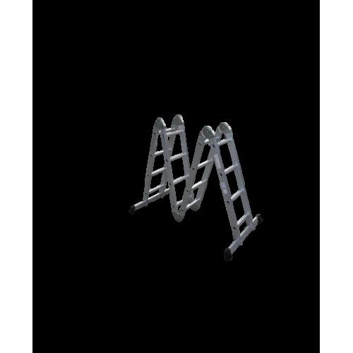 Drabina 4 x 4 szczeble / 150 kg - DRABEST Drabina 4 x 4 szczeble /...