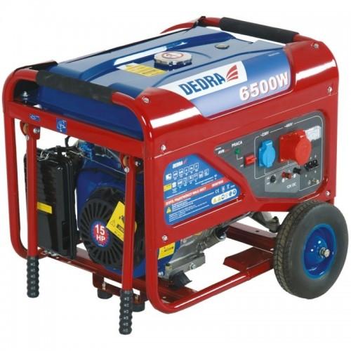 Agregat 6,0 - 6,5 kW DEDRA - DEGB7503K Agregat 6,0 - 6,5 kW DEDRA...