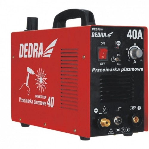 Przecinarka plazmowa 40 A DEDRA - DESPi40 Przecinarka plazmowa 40 A...