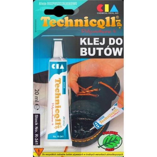 Klej do butów 20 ml TECHNICQLL - R-341 Klej do butów 20 ml...