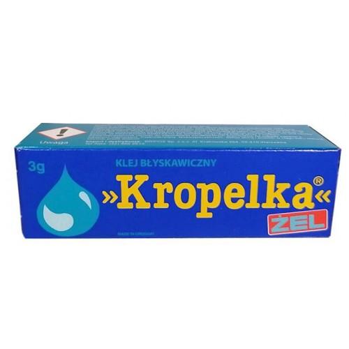 Klej Kropelka 3 g POXIPOL - POX1654 Klej Kropelka 3 g POXIPOL -...