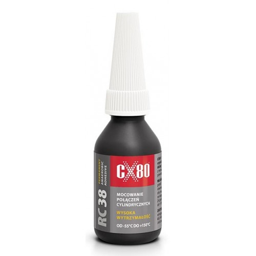 Klej anaerobowy RC-38 10 ml - CX-80 Klej anaerobowy RC-38 10 ml...