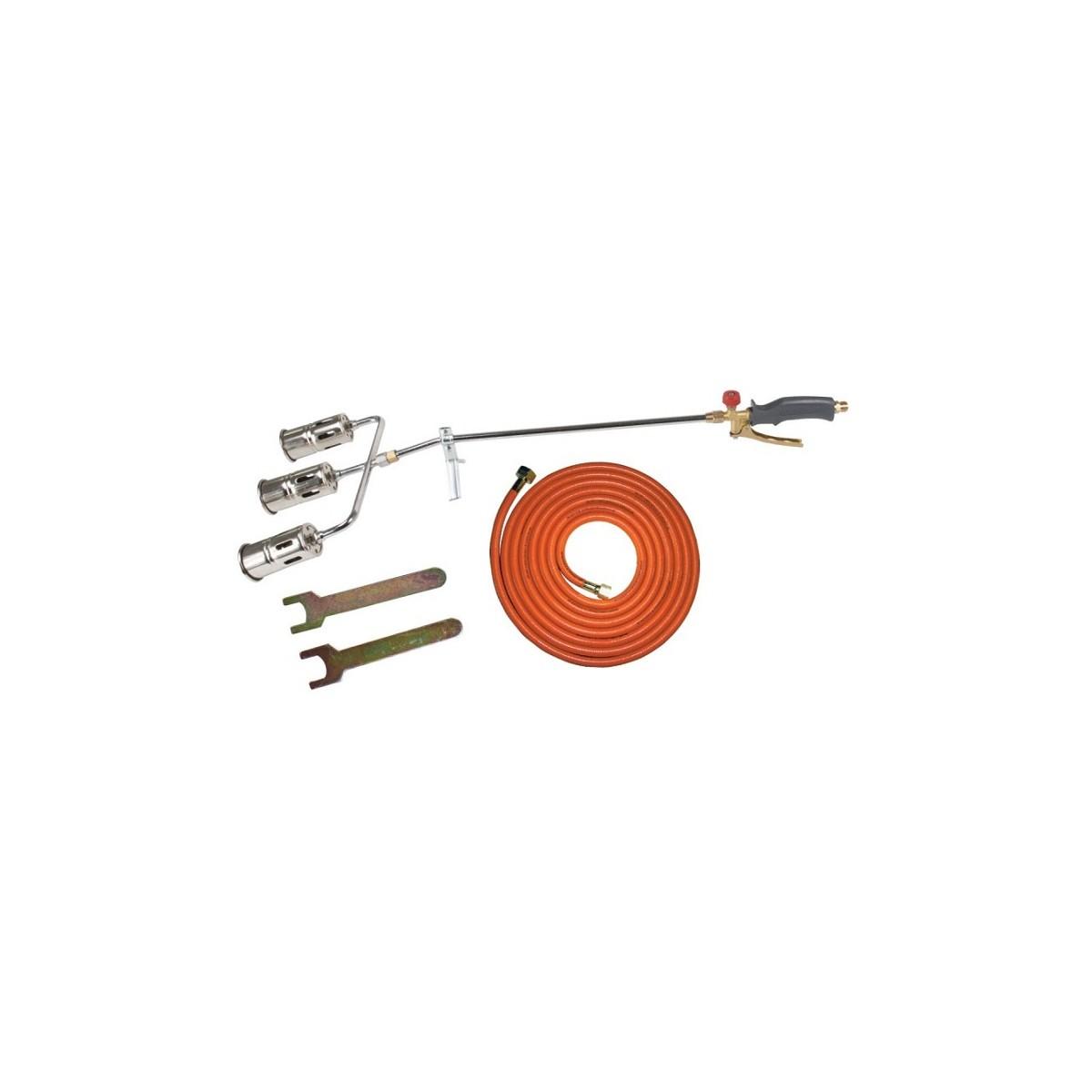 Palnik dekarski 3 x 50 mm Proline - 60053 Palnik dekarski 3 x 50 mm Proline - 60053