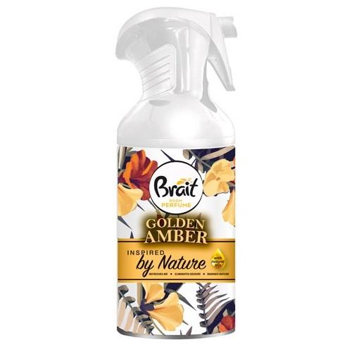 Odświeżacz 250 ml Golden Amber - BRAIT Odświeżacz 250 ml Golden...