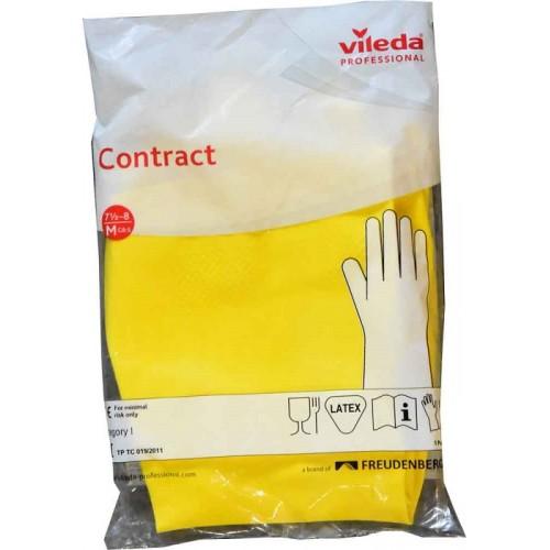 Rękawice rozm. XL, Contract - VILEDA PROFESSIONAL Rękawice rozm. XL, Contract...