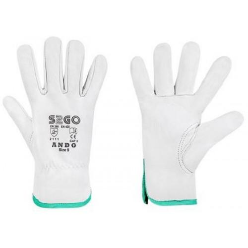 Rękawice rozm. 11, S2GO ANDO - LUNA Rękawice rozm. 11, S2GO...