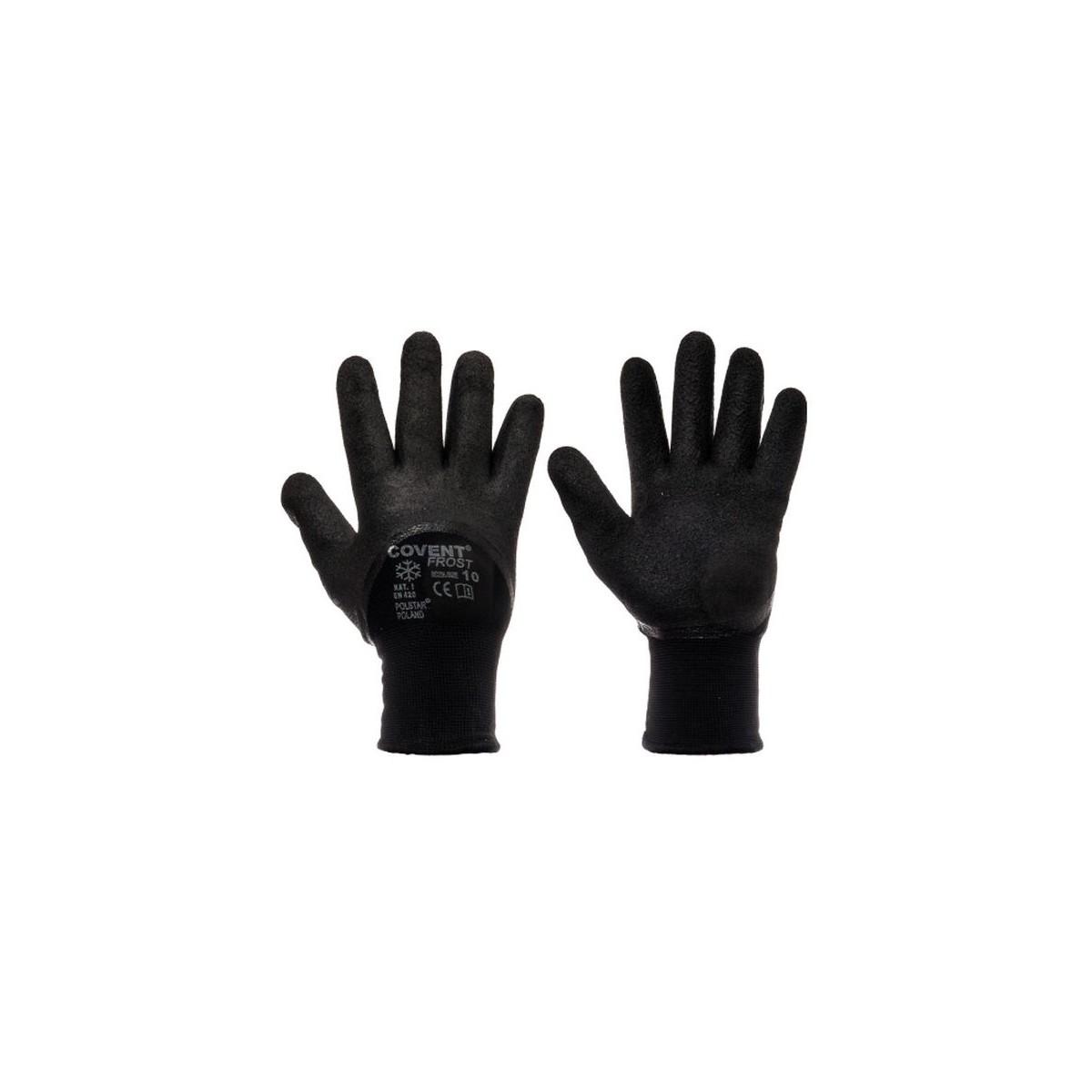Rękawice rozm. 10, Convent Frost - POLSTAR Rękawice rozm. 10, Convent Frost - POLSTAR