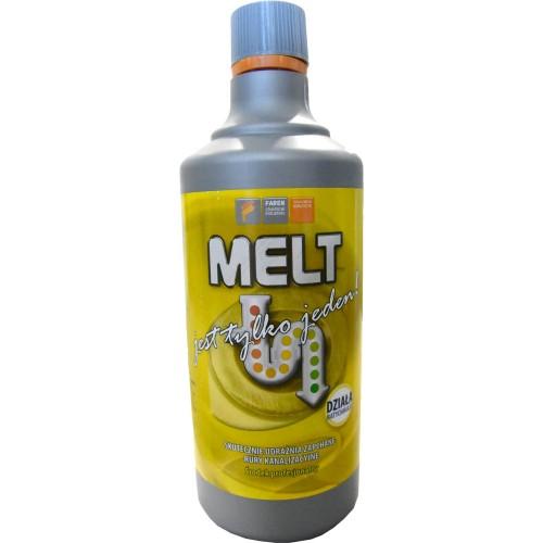Udrażniacz do rur MELT 750ml