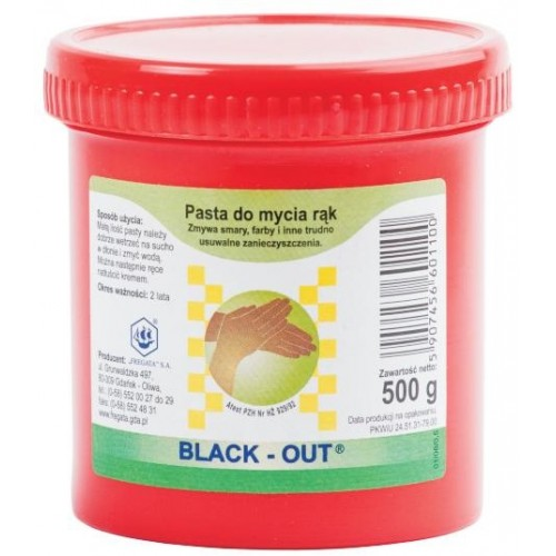 Pasta 500 g - BLACK - OUT® Pasta 500 g - BLACK - OUT®