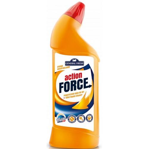 Płyn do wc Action Force - GENERAL FRESH Płyn do wc Action Force -...