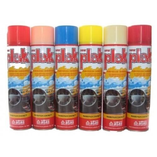 Spray 400 ml do pielęgnacji kokpitu - ATAS Spray 400 ml do pielęgnacji...