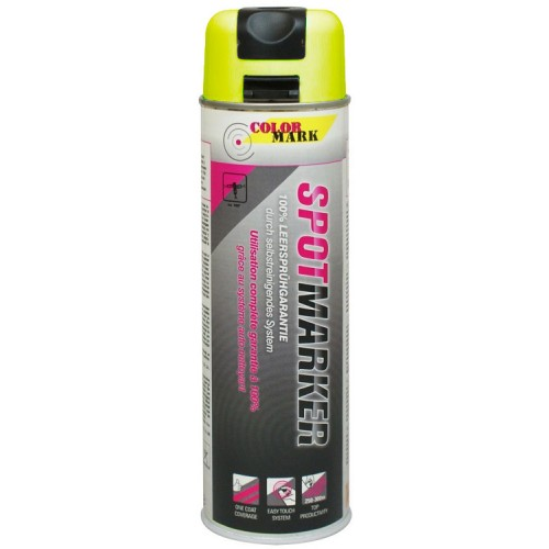 Lakier żółty spray COLORMARK - 201509 Lakier żółty spray...