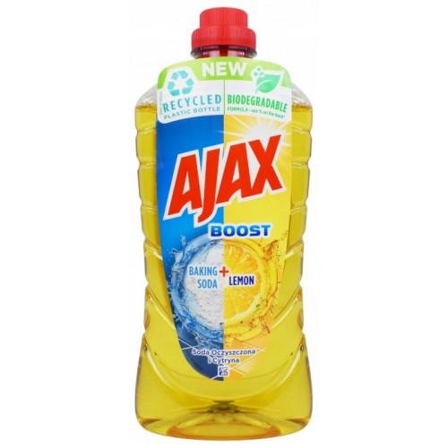 Płyn do mycia 1000 ml, AJAX Soda Oczyszczona i Cytryna. Płyn do mycia 1000 ml, AJAX...
