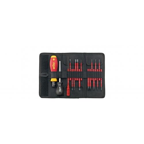 Wkrętak dynamometryczny zestaw TorqueVario®-S electric 2872 T18 Wkrętak dynamometryczny...
