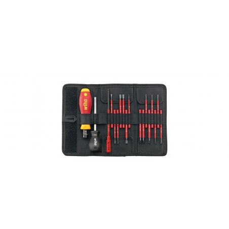 Wkrętak dynamometryczny zestaw TorqueVario®-S electric 2872 T13 Wkrętak dynamometryczny zestaw TorqueVario®-S electric 2872 T13