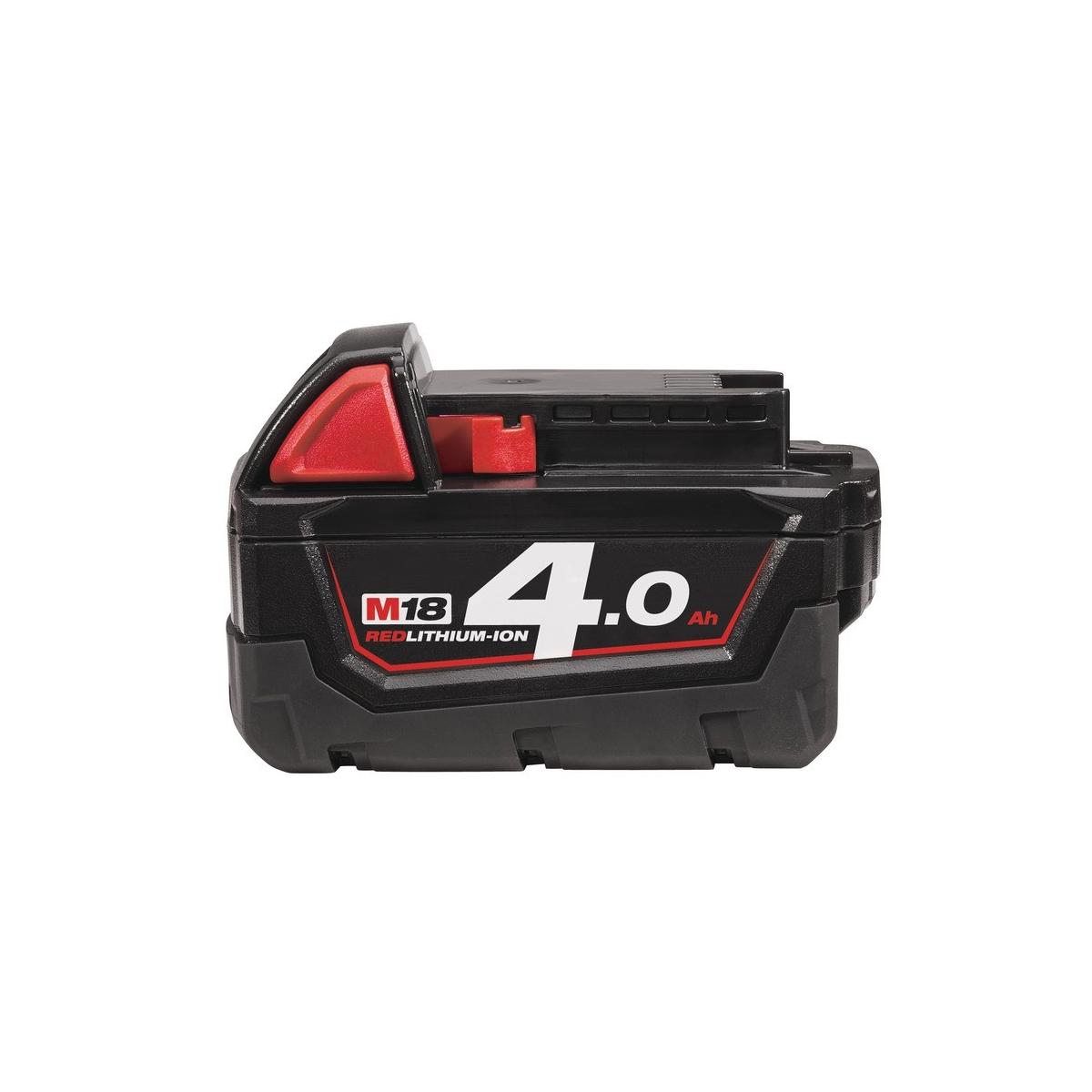 AKUMULATOR M18B4 MILWAUKEE Akumulator M18 B4 MILWAUKEE - 4932430063