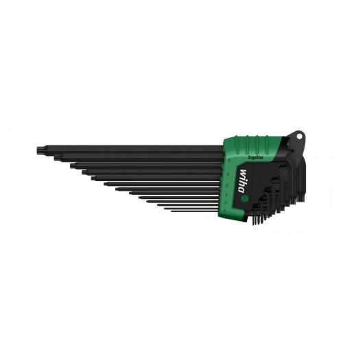 Zestaw kluczy trzpieniowych w uchwycie ErgoStar SB 366BE HZ13 Zestaw kluczy trzpieniowych...