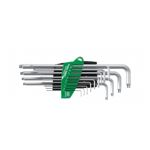 Zestawy kluczy trzpieniowych w uchwycie ProStar 366 SZ13 TS Zestawy kluczy...