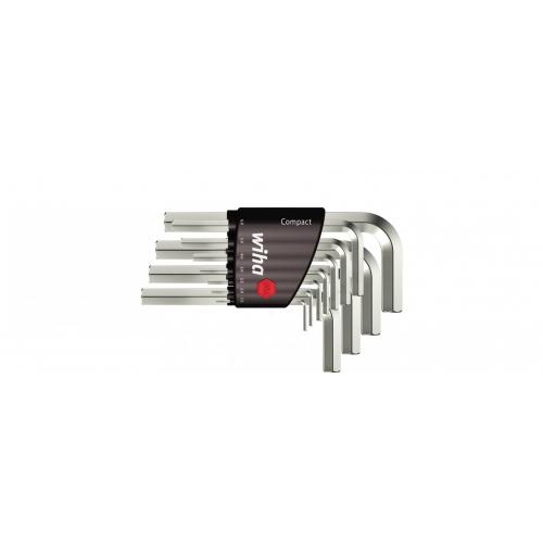 Zestaw kluczy trzpieniowych w uchwycie Compact Wiha - 36449 Zestaw kluczy trzpieniowych...