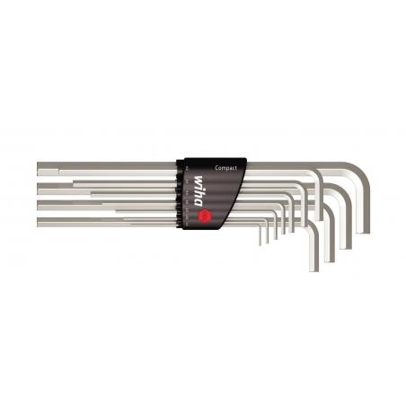 Zestaw kluczy trzpieniowych w uchwycie Compact 352 H11 Zestaw kluczy trzpieniowych w uchwycie Compact 352 H11