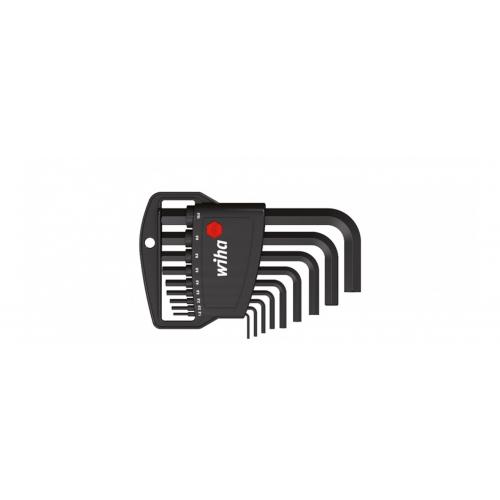 Zestaw kluczy trzpieniowych w uchwycie Classic Wiha - 01172 Zestaw kluczy trzpieniowych...