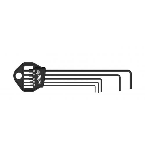 Zestaw kluczy trzpieniowych w uchwycie Classic Wiha - 06382 Zestaw kluczy trzpieniowych...