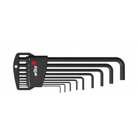 Zestaw kluczy trzpieniowych w uchwycie Classic 352 H9B Zestaw kluczy trzpieniowych w uchwycie Classic Wiha - 06386