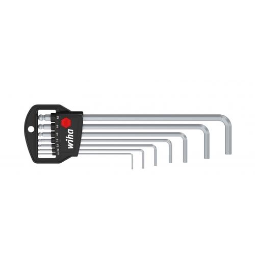 Zestaw kluczy trzpieniowych w uchwycie Classic SB 369 H7 Zestaw kluczy trzpieniowych...