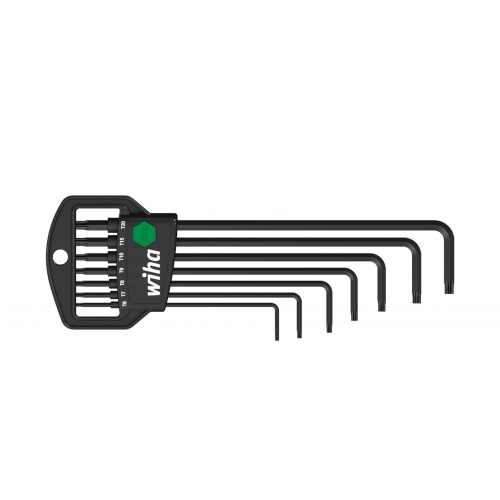 Zestaw kluczy trzpieniowych w uchwycie Classic 366R HM7 Zestaw kluczy trzpieniowych...