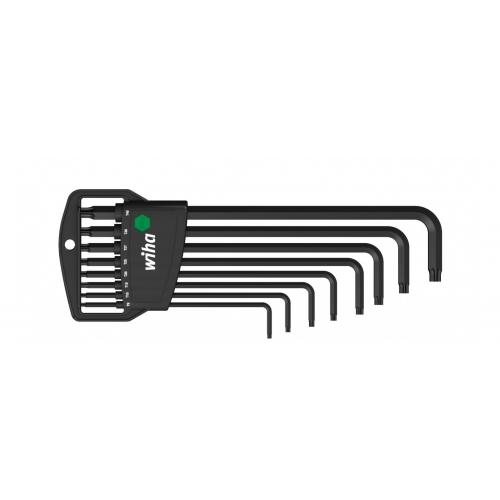 Zestaw kluczy trzpieniowych w uchwycie Classic 366R H8 Zestaw kluczy trzpieniowych...