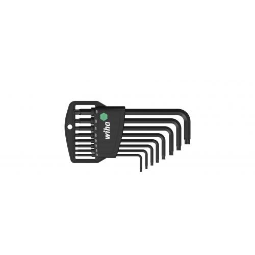 Zestaw kluczy trzpieniowych w uchwycie Classic 371RIP H8 Zestaw kluczy trzpieniowych...