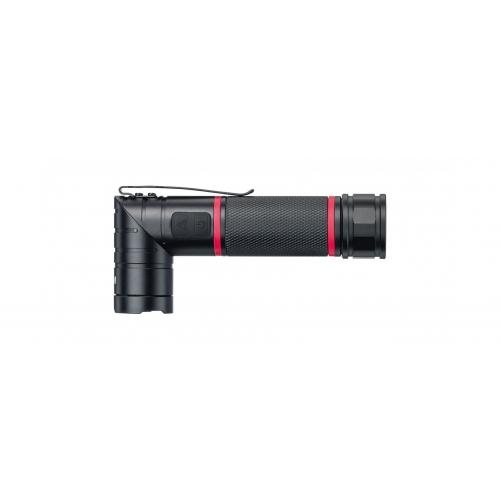 Latarka z laserem oraz światłami LED i UV SB 246 70 Latarka z laserem oraz...