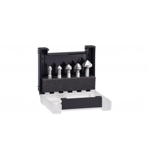 Bitowy pogłębiacz stożkowy zestaw 79186 B5 Bitowy pogłębiacz stożkowy...