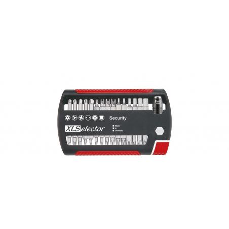 Bit zestaw XLSelector Security Standard 25 mm Wiha - 29416 Bit zestaw XLSelector Security Standard 25 mm Wiha - 29416