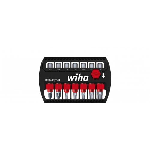 """Zestaw bitów BitBuddy® MaxxTor 49er mieszany 1/4"""" 7-cz.  7946-905 Zestaw bitów BitBuddy®..."""