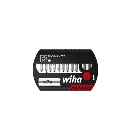 Zestaw bitów FlipSelector ZOT 25 mm ze strefą skrętną 7947-245 Zestaw bitów FlipSelector...