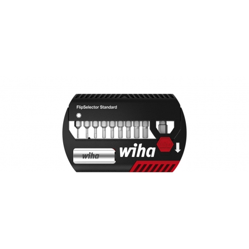 Zestaw bitów FlipSelector Standard 25 mm Wiha - 39059 Zestaw bitów FlipSelector...