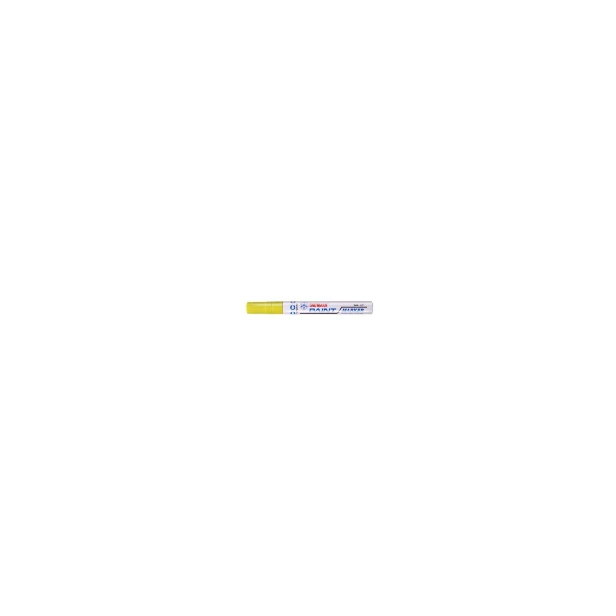 MARKER OLEJOWY SNOWMAN ŻÓŁTY Marker olejowy żółty SNOWMAN