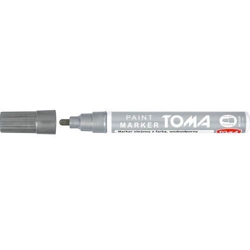 MARKER OLEJOWY TOMA SREBRNY Marker olejowy srebrny TOMA