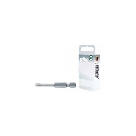 """Zestaw bitów Professional 50 mm TORX® 1/4"""" w kasecie 3-cz. 7045 Z Zestaw bitów Professional 50 mm TORX® (T: 25, 30, 40) 1/4"""" WIHA - 07875"""