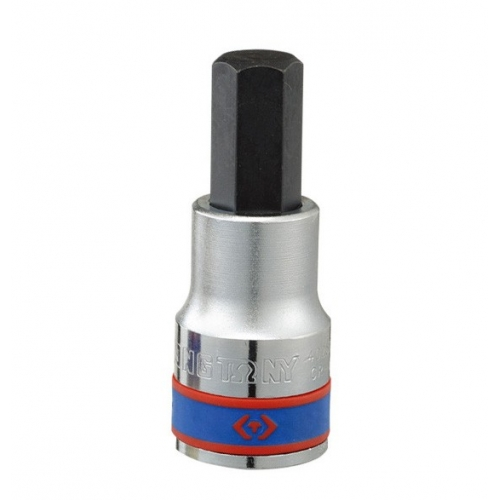 "KT NASADKA 1/4"" HEX 6*37MM Nasadka 1/4"", HEX 6 x 37 mm..."